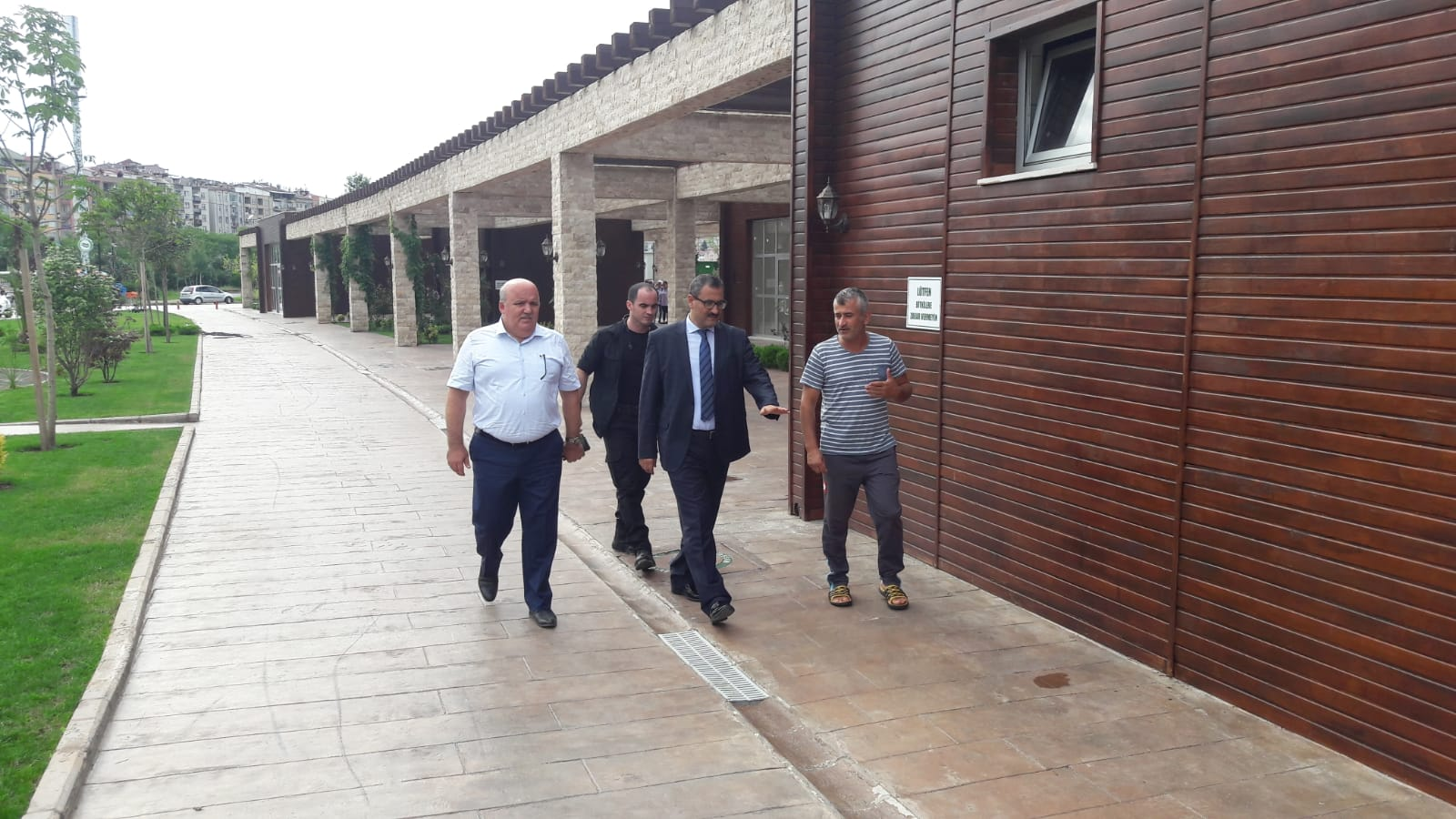 Giresun'a Millet Kıraathanesi Açılıyor